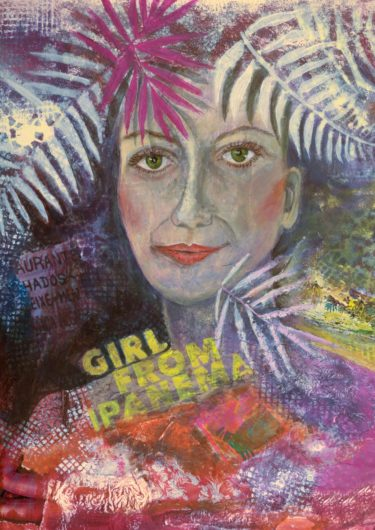 Girl from Ipanema by Bettina Stegemann