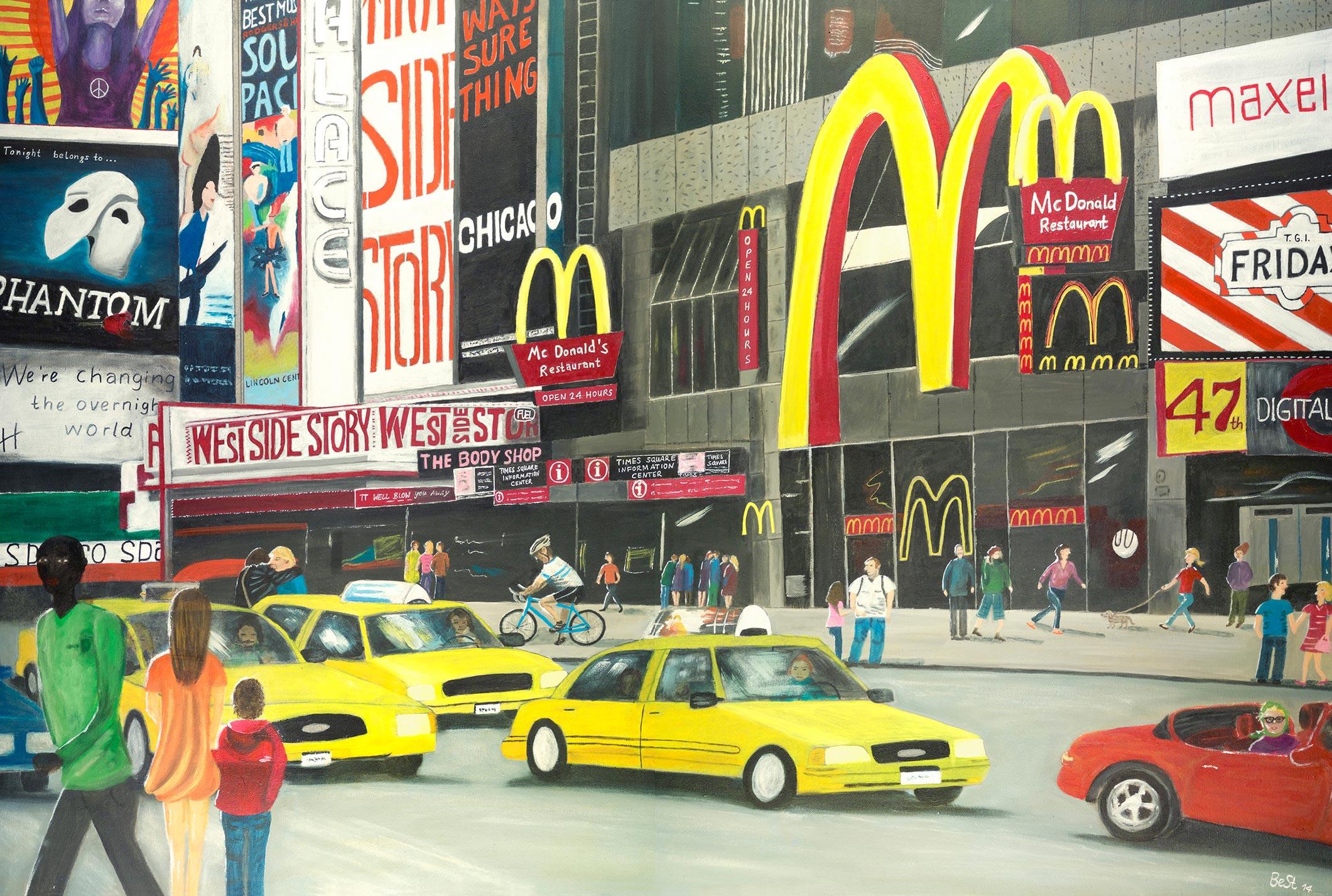 NY by Bettina Stegemann