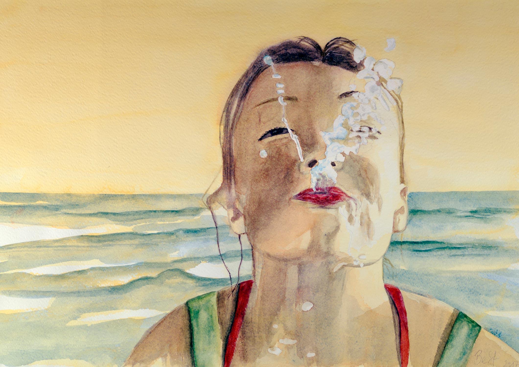 Fun Splash by Bettina Stegemann