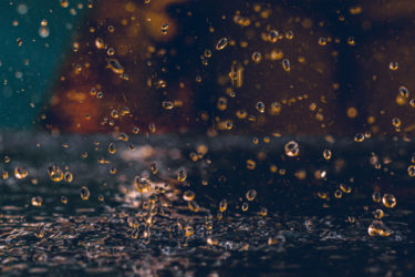 Golden Drops N° 2 - Photography by Cedric Blei - friendmade.fm