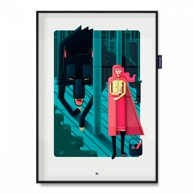 Red Riding Hood by Ljubisa Djukic friendmade.fm
