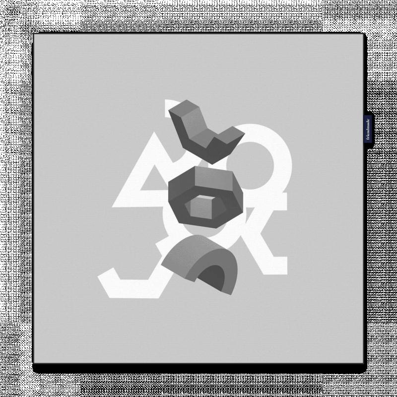 ANBA004_FRAMED_LINEN-BLACK