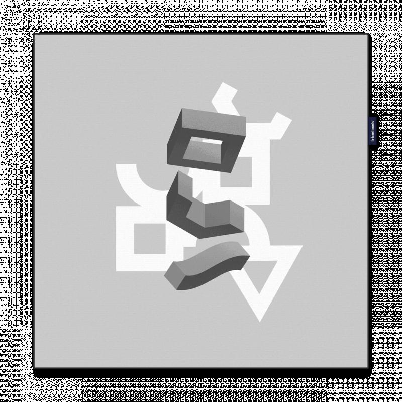 ANBA005_FRAMED_LINEN-BLACK